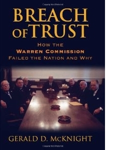 Gerald McKnight: Breach of Trust